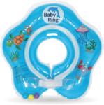 Baby Ring kruh kolem krku pro koupání miminek - 0-36 měs.sv.modrá