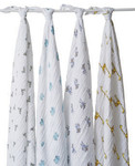 aden + anais® classic swaddle 4-pack