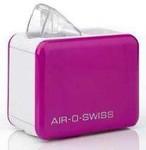 Air -o -Swiss zvlhčovač vzduchu, cestovní - růžový