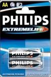 Philips LR6/2 EXTREME life tužková baterie