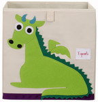 3 Sprouts Storage Box - drak