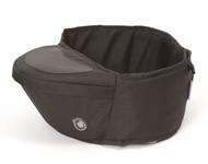 Hippychick Child Hipseat ergonomická podpora nošení dítěte - Black