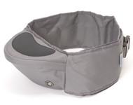 Hippychick Child Hipseat ergonomická podpora nošení dítěte - Grey