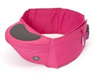 Hippychick Child Hipseat ergonomická podpora nošení dítěte - Pink