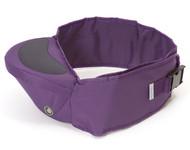 Hippychick Child Hipseat ergonomická podpora nošení dítěte - Purple