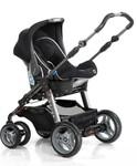 HARTAN ADAPTÉR na autosedačku - Adaptér pro Römer Baby Safe plus SHR 2/Sky, Vip, Xperia, Topline, Racer, Skater GT