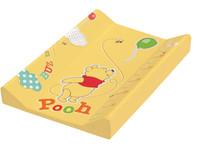 OKT Přebalovací podložka s pevnou deskou - Winnie Pooh žlutá