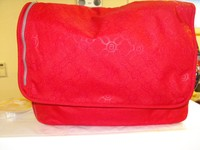 Bazar Allerhand Pure Print Edition Messenger Bag (UNITY Red)