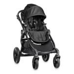 Baby Jogger City Select - black/černá konstrukce