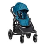 Baby Jogger City Select - Teal/černá konstrukce
