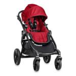 Baby Jogger City Select - red/černá konstrukce
