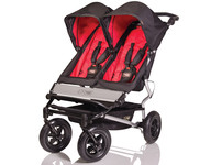Mountain Buggy Duet Double Evolution Chilli 2014