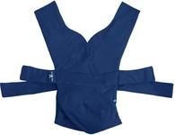Wallaboo Baby carrier CROSS 100%bavlna - true blue