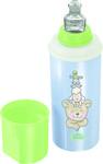 Rotho® Termolahev - Baby Blue perl/mintgreen/white-Medvídek,ovečka,zajíček