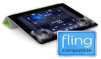 Ten1Design Fling Joystick Game Controller - pro tablety - 1 ks