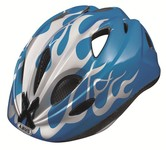 "Abus Dětská helma ""ABUS Super Chilly"" - X-Flame Blue S"