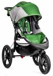 Baby Jogger Summit X3 - green/gray