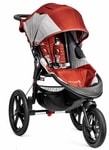 Baby Jogger Summit X3 - orange/grey