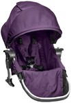 Baby Jogger Doplňkový sedák City Select - Amethyst/stříbrný rám