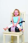 KidsKit® Seat n' Store 2 v 1 Cestovní sedátko a taška přes rameno