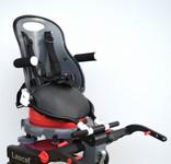 Buggypod Perle Sedátko na židli / stupátko - Grey