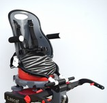 Buggypod Perle Sedátko na židli / stupátko - Zebra