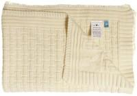 Wallaboo Dětská deka Eden Bio bavlna - Vanilla