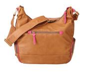 OiOi Hobo Leather - Soft Tan Pink