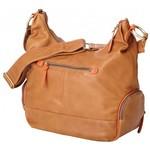 OiOi Hobo Leather - Soft Tan Orange