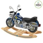 Kidkraft policejní motocykl houpačka