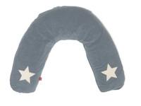ISI Mini Potah na kojící polštář s 2 hvězdami - Steel