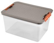 Heidrun Box CLIP 38L víko Rattan