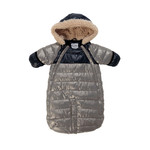 7 A.M. enfant Snowsuits Doudoune 6-18m