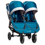 Baby Jogger City Mini GT Double - Teal/Grey