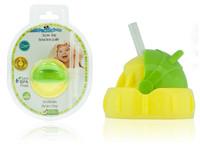 """Pacific Baby pítka """" Straw top"""" - žlutá/zelená"""