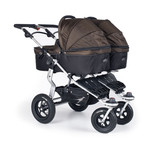 TFK Carrycot Twinner Twist Duo 2015