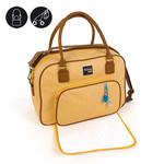 Walking Mum Namaste Maternity Bags Přebalovací taška s podložkou - Ochre
