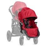 Baby Jogger Doplňkový sedák City Select - red s adaptérem