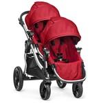 Baby Jogger Doplňkový sedák City Select - Ruby + adapter