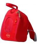 PacaPod batůžek pro děti - červený