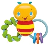 Kousátko Chew & Rattle Bee™, 3m+