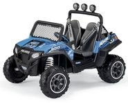 Peg Perego Dětské vozítko POLARIS RANGER RZR 900 BLU