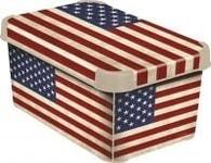 CURVER DECO BOX USA S