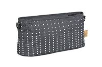 Casual Buggy Organizer Dotted lines ebony