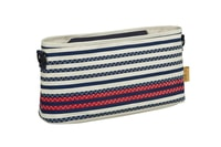 Casual Buggy Organizer Striped zigzag navy