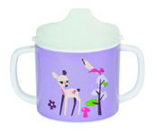 Cup with Silicone little tree fawn