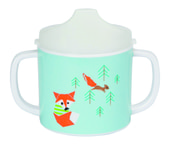 Cup with Silicone little tree fox