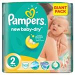 Pampers jednorázové pleny New Baby-Dry 2 Mini, 100 ks