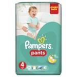 Pampers kalhotkové pleny Pants 4 Maxi, 52 ks