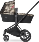 CYBEX PRIAM CARRY COT FASHION BUTTERFLY 2016